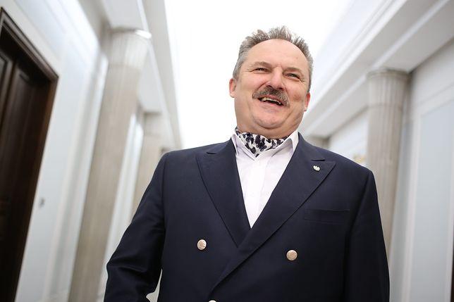 Marek Jakubiak startuje na prezydenta Warszawy
