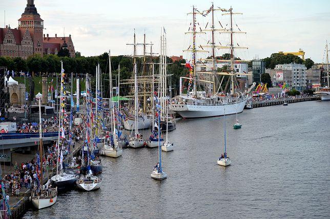 The Tall Ships Races odbywają się na Bałtyku co 4 lata. W roku 2021 znów odbędą się w Szczecinie