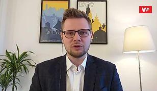 Michał Woś o swoich doświadczeniach z koronawirusem