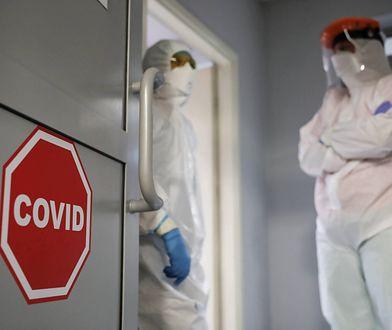 Koronawirus w szpitalu dziecięcym w Lublinie. Wstrzymano przyjęcia