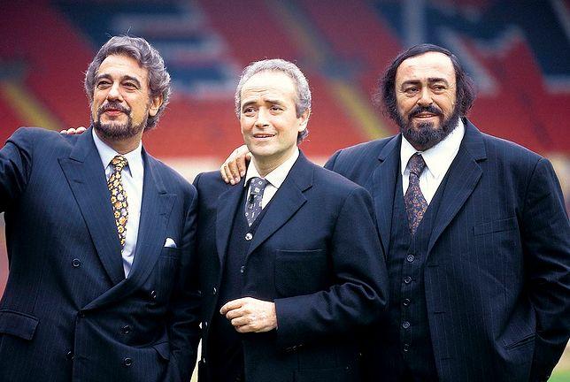 Pavarotti, Domingo i Carreras. Trzej tenorzy skrywający wielkie sekrety