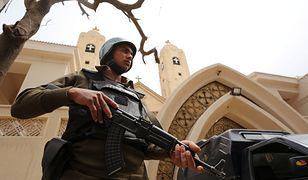 Chrześcijańska mniejszość w Egipcie stanowi zaledwie ok. 10 proc.