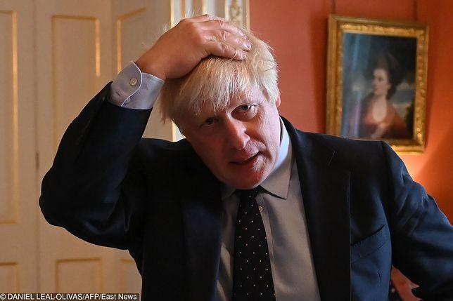"""Brexit. Boris Johnson przegrał ważne głosowanie. """"Został upokorzony"""""""