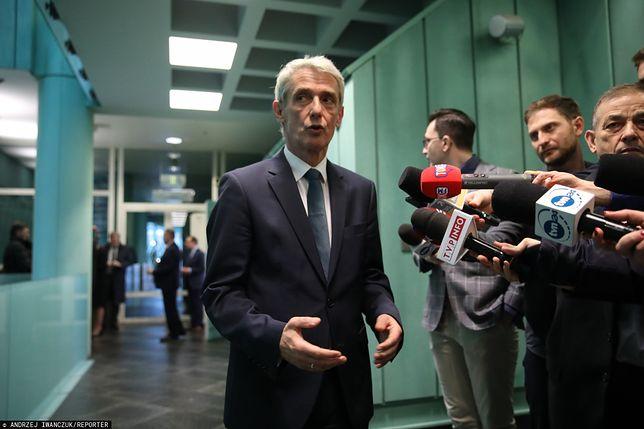 """Rzecznik SN o uchwale ws. reformy sądownictwa. """"Przestrzegaliśmy"""""""