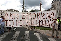 Marsz pamięci w 70. rocznicę zbrodni wołyńskiej