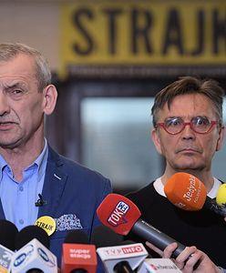 PiS chce wstrzymać strajk nauczycieli. Jest odpowiedź ZNP