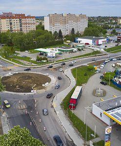 Bielsko-Biała. Uwaga kierowcy! Na rondzie jak na zwykłym skrzyżowaniu
