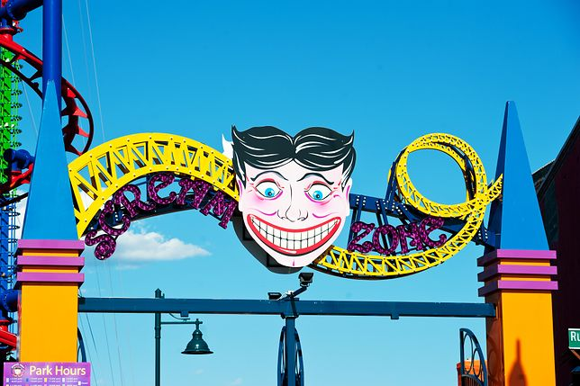 Coney Island - zapomnijcie o Disneylandzie