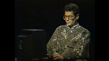 Zobaczcie, jak w 1986 roku w polskiej telewizji opowiadano o grach wideo i grafice komputerowej