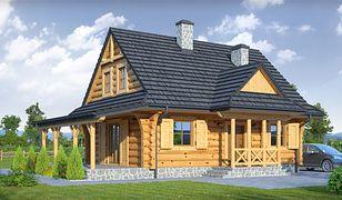 Wybierz idealny projekt domu z bali