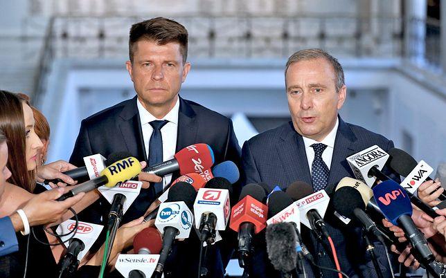 Patria Ryszarda Petru dołączyła do Koalicji Europejskiej