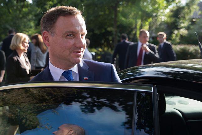 Kancelaria Prezydenta ma 85 pojazdów