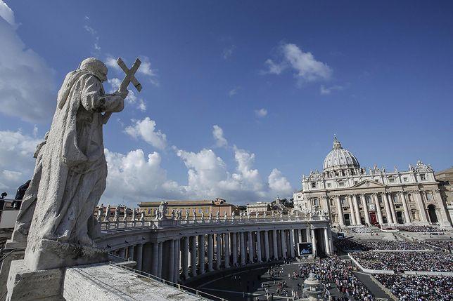 Watykan pozbywa się bezdomnych. Po raz pierwszy w historii