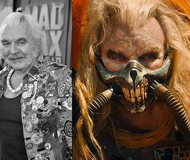 """Nieśmiertelny Joe nie żyje. Gwiazdor """"Mad Max: Na drodze gniewu"""" miał 73 lata"""