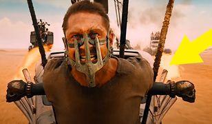 """Trudno przegapić takie błędy. """"Mad Max: Na drodze gniewu"""" ma ich sporo"""