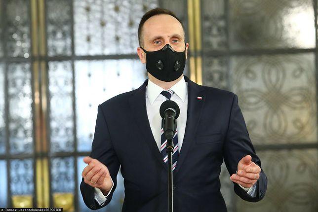 Odwołanie Janusza Kowalskiego. Kamila Gasiuk-Pihowicz o rozstawianiu koalicjantów