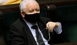 """Kaczyński nagrodzony. Jest """"Człowiekiem Roku"""""""