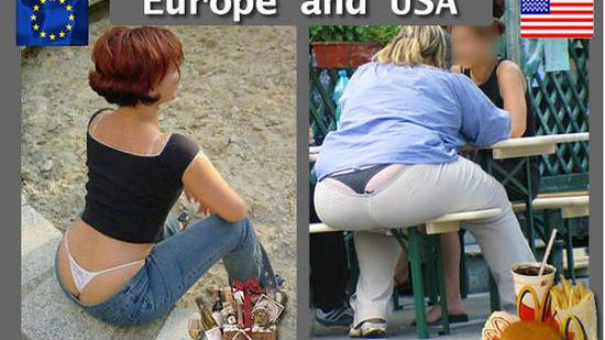 Amerykanie grają więcej niż europejczycy