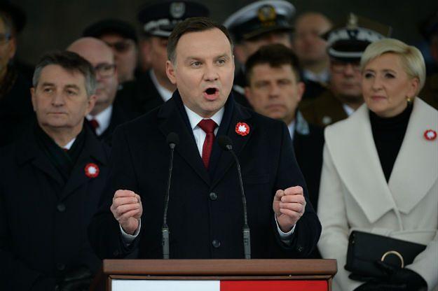 """Prezydent Andrzej Duda w Świdniku. """"11 listopada to szczególny dzień w roku"""""""
