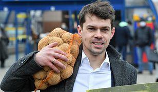 """Agrounia rozda tony ziemniaków. Aktywiści zapowiadają akcję """"Odbijemy wieś PiS-owi"""""""