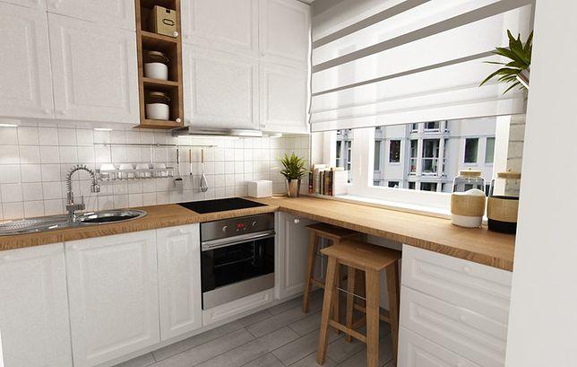 Jak urządzić i wyposażyć kuchnię w kawalerce? Praktycznie i niedrogo