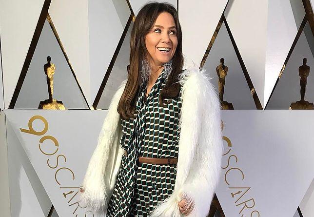 Kinga Rusin wspomina Oscary 2018. Opowiedziała o swojej bieliźnie