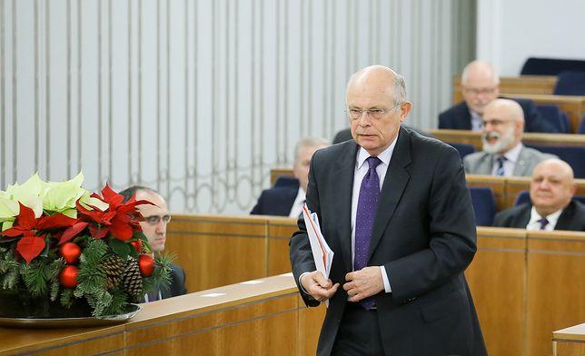 Marek Borowski obiecuje pomoc kobietom z rocznika 1953. Zapowiada złożenie ustawy