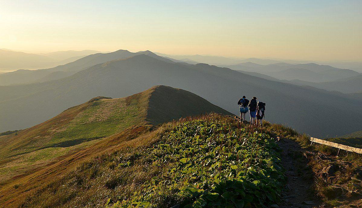 Wyjazd w Bieszczady jest jedną z atrakcyjnych możliwości na wakacje