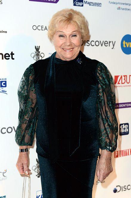 Teresa Lipowska stara się żyć aktywnie. 81-letnia aktorka nie przejmuje się wiekiem