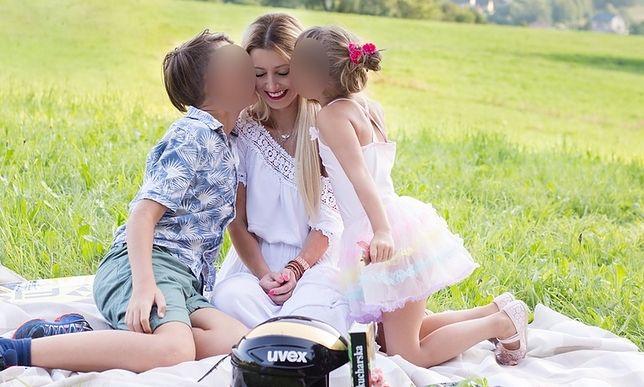 """Piękne słowa Justyny Żyły. """"Najpiękniejsze chwile to chwile z moimi dziećmi"""""""