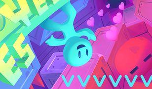 VVVVVV  uważana jest za jedną z najtrudniejszych gier logicznych na świecie