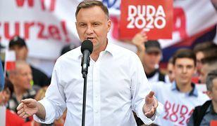 Andrzej Duda z oficjalnym poparciem sędziego Trybunału Konstytucyjnego