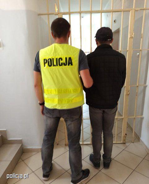Przeworsk. Policja zastawiła zasadzkę na pedofila