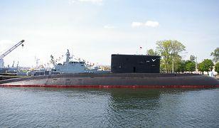 ORP Orzeł - jedyny polski okręt typu Kilo