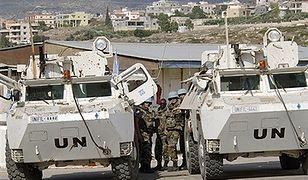 ONZ domaga się większej liczby europejskich żołnierzy w Libanie