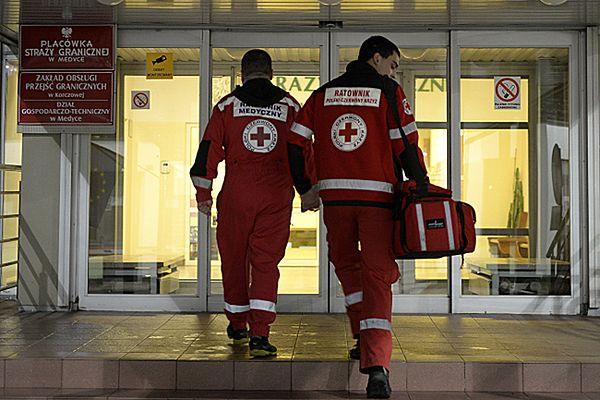 MSW: aktualnie w Polsce leczonych jest 36 obywateli Ukrainy