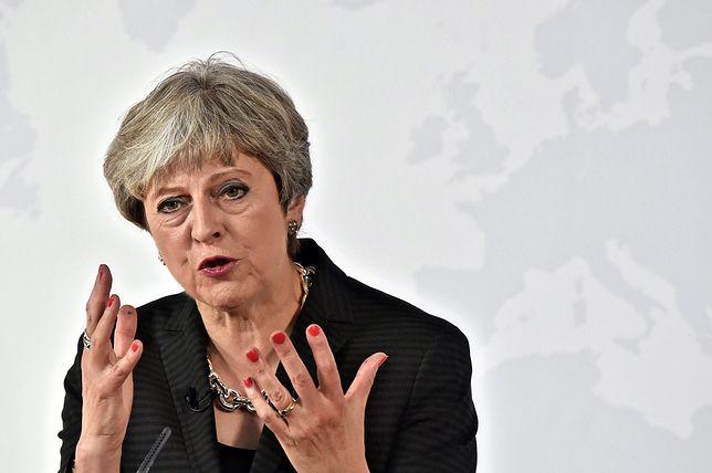 Premier Wielkiej Brytanii Theresa May napisała do Polaków