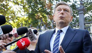 Mariusz Witczak, poseł PO i skarbnik partii