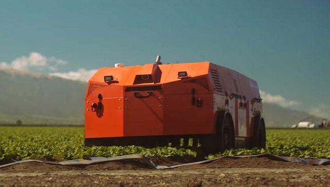 Przyszłość, na jaką zasłużyli rolnicy. Ta maszyna może być przełomem