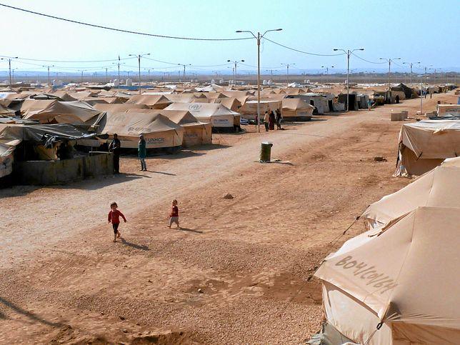 Zatrucie w obozie dla uchodźców. Dwie osoby nie żyją