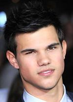Taylor Lautner synem Toma Cruise'a?