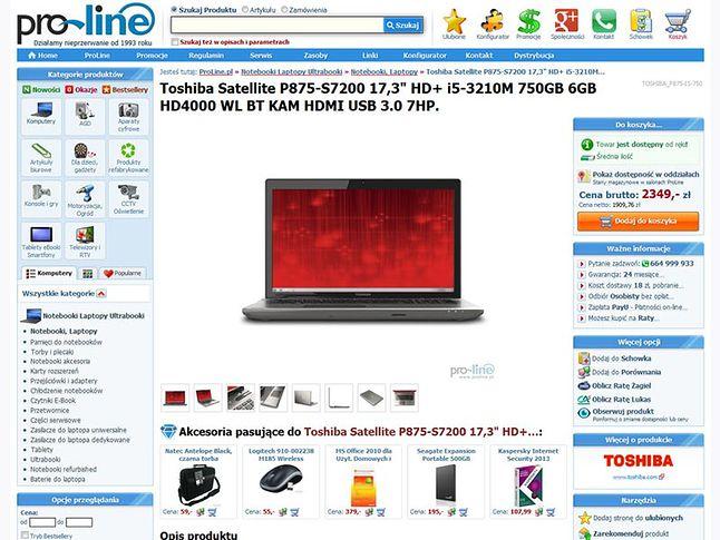 pełny widok: http://januszek.info/dp/proline-oferta.jpg