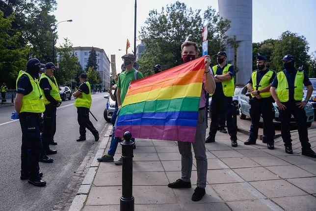 Strefa wolna od LGBT. Uchwała gminy Serniki unieważniona (zdj. ilustracyjne)