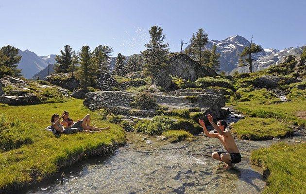 Szwajcaria piękna i naturalna