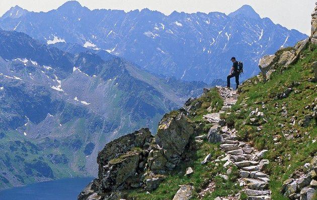 Orla Perć - szlak dla odważnych