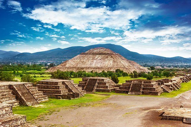 Meksyk. Archeologowie odkrywają w Teotihuacan tajemniczą komnatę i tunel do królestwa podziemi