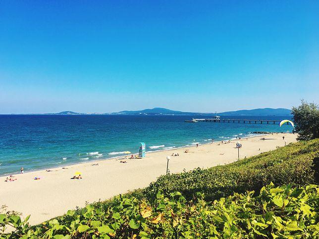 Burgas kusi pięknymi plażami