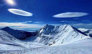 """Niezwykłe zjawisko w Tatrach. """"Wyglądają jak UFO"""""""