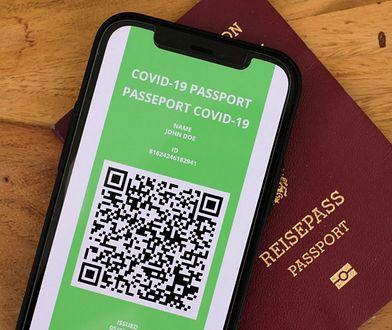 Paszporty szczepionkowe. WHO ponownie zabrała głos w ich sprawie