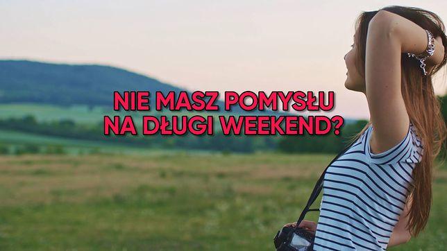 Tam nie ma tłumów – gdzie na długi weekend w Polskę